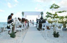 Décoration de mariage à la plage 2017 : un cadre de rêve pour votre jour J ! Image: 6
