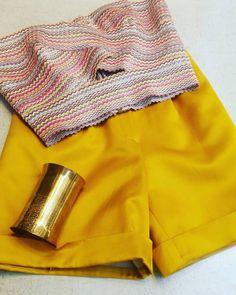 Boho Shorts, Collections, Women, Fashion, Moda, Fashion Styles, Fashion Illustrations, Woman