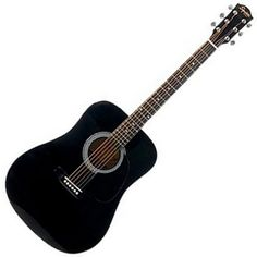 Squier by Fender Acoustic Guitar.    Maybe one day.