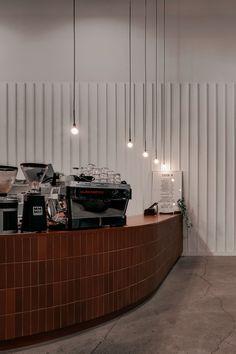 Cheap Home Decoration Stores Key: 6276598252 Commercial Design, Commercial Interiors, Cafe Restaurant, Modern Restaurant, Cafe Design, Restaurant Interior Design, Work Cafe, Coffee Bar Design, Design Café
