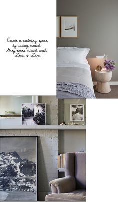Using Muted Colours in your Interior | Diary of an Interior Novice