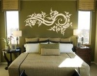 Tons of decals to accent your walls or make them pop.  #homedecor