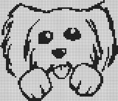 Alpha friendship bracelet pattern added by puppydog. Cross Stitch Love, Cross Stitch Animals, Cross Stitch Charts, Cross Stitch Designs, Cross Stitch Patterns, Cross Stitching, Cross Stitch Embroidery, Embroidery Patterns, Swedish Weaving Patterns