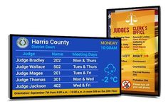 The true ROI of digital signage in courtrooms is not in reduced operational…