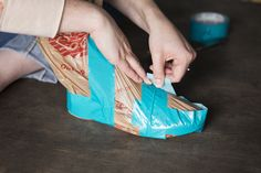 DIY Super Shoe Covers - DIY Craft Kits, Monthly Craft Projects, Craft Supplies, Subscription Box | Whimseybox Craft Kits, Craft Supplies, Craft Projects, Joker And Harley, Paper Shopping Bag, Diy Crafts, Holidays, Cover, Bags