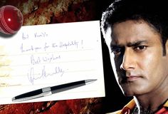 Happiness for us at the Sahara Star, lies in serving you, treating you to luxurious hospitality. Your feedback only helps us improve upon ourselves and serve you better!  Here's what Mr. Anil Kumble - Former international cricketer & captain of the Indian cricket team said to us. Truly, made our day :)