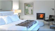modern hálószoba (Luxuslakás 7)