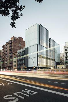 Nueva Sede del Colegio de Economistas_1