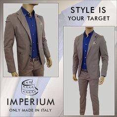 Il meglio del made in Italy lo trovi da noi. Fatti un regalo scegli ImPerium, la tua scelta di qualità!
