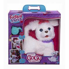 Juguete FURREAL GOGO MI PERRITO PASEOS de Hasbro Precio 65.73€ en IguMagazine #juguetesbaratos