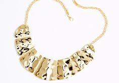 Gold Rush -   Does King Midas have a grip on your heart? Here's a collection of everything golden to satisfy that urge. Some of our faves? Blee Inara's 18K gold-plated bead necklaces for their retro-chic look. The lovely, delicate letter necklaces from Gauge. And any of the punky pieces from nOir or g...  #Baker, #Bangle, #Bib, #Chandelier, #Charm, #Diamond, #Headband, #Power