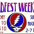 A flier for the Grateful Dead event in Metuchen this weekend.  METUCHEN  Fans of the Grateful Dead will come together in the Brainy Borough for a two-day festival celebrating the famed jam band. The event, which will feature...