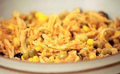 Aprenda a fazer salpicão de frango para adeptos da Dieta Dukan - Receitas - Receitas GNT