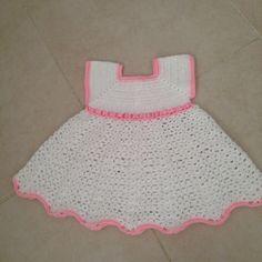Dress/Robe pour fillette de 18 mois by BBerthe