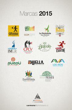 Marcas año 2015   www.elministerio.cl