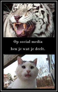 #citaten #socialmedia #reputatie Quote van de week 10- 2013 -- door Tekstbureau Van Ginneken