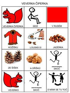 Pro Šíšu: Básničky i pro autíky European Countries, Playing Cards, Language, Activities, Education, Games, Logos, Czech Republic, Autism