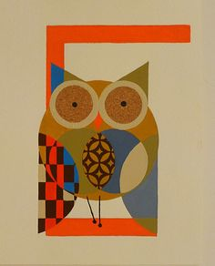 'Canyon Owl' by Dominic Bourbeau