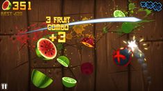 Image result for fruit ninja