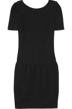 Gucci|Cloquet crepe dress|NET-A-PORTER.COM