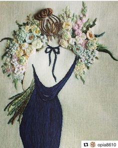 --- those flowers