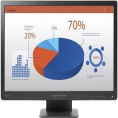 24 HP Prodisplay P242va FullHD 1920x1080 178-178 Angle VGA DP HDMI IPS LED Monitor K7X32A8#ABA