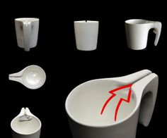 intelligent tea mug design - engineering // for tea done with teabags