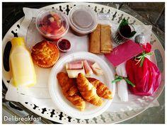 #delibreakfast #deliverybreakfast