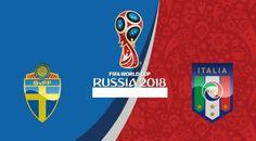สวีเดน vs อิตาลี วิเคราะห์บอลวันนี้ฟุตบอลโลกรอบคัดเลือกโซนยุโรป Sweden vs Italy Match Preview FIFA World Cup Qualification Europe