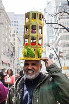 New York's Easter Parade, April 5, 2015