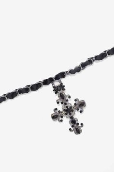Coven Cross Choker - Accessories | Necklaces | Chokers
