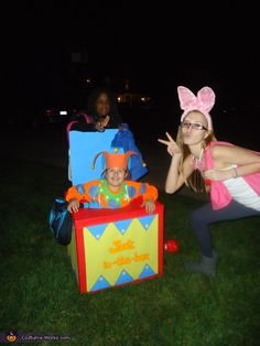 Amanda: This is my super creative 10-yr-old daughter Rachel, who loves homemade costumes because You can make any picture in your head come to life. She decided she wanted to be...