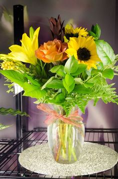 Your guests will be impressed! Glass Vase, Calgary, Flowers, Home Decor, Decoration Home, Room Decor, Royal Icing Flowers, Home Interior Design, Flower