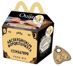 One of the many great Newt Clements Adult Happy Meals http://www.ufunk.net/en/insolite/happy-meals/