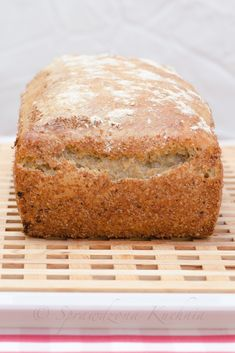 Bon Appetit, Bread Recipes, Banana Bread, Food And Drink, Baking, Christmas Cakes, Dom, Breads, Kuchen