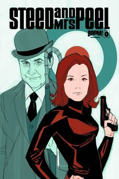 STEED AND MRS. PEEL #0/Search//Home/ Comic Art Community GALLERY OF COMIC ART