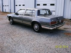 Are you looking for your first american car? If you don't mind a car that is neither a new one nor a historic one… and comfort is high on your priority list… then have a look at this 1987 Buick Park Avenue! Buick For Sale, Buick Park Avenue, Lincoln Town Car, Cars For Sale, Automobile, The Unit, Car, Cars For Sell, Autos