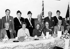 195th Glasgow, BB Centenary Dinner 1983 by Jimmy1361, via Flickr