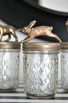 Mason Jar Crafts, Mason Jars, Printed Materials, 3d Printing, Diys, Arts And Crafts, Corn Starch, Prints, High Level