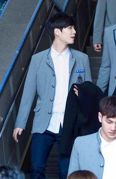 Kim Jonghyun (김종현) aka JR from Nu'est