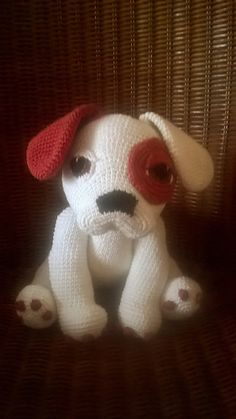 The pattern is available in my Ravelry store.  Psssst…. Use the code: puppy love for a special discount for 30% off…. The code will work up and until 8 February 12pm (Eastern standard t...