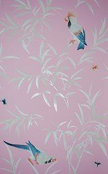 Bob Collins and Sons Birds and Bamboo Wallpaper Designs