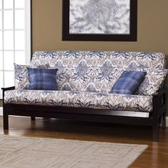 You Ll Love The Genoa Zipper Futon Slipcover At Wayfair Great Deals On All