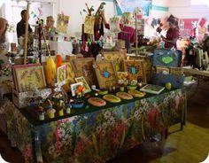 stitch rock indie craft fair