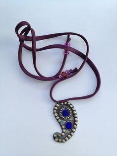 Hippie necklace hippie jewelry gypsy jewelry by BohoGrooveDesigns, $20.00