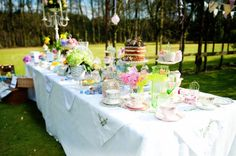 Wedding inspiration decoration garden parties for 2019