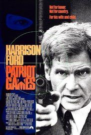 Patriot Games Poster