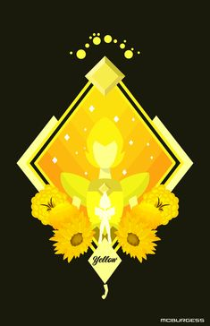 Yellow Diamonds portrait by Mcburgess on DeviantArt Diamante Rosa Steven Universe, Connie Steven Universe, Perla Steven Universe, Steven Universe Diamond, Steven Universe Memes, Steven Univese, Pearl Steven, Wallpapers Wallpapers, Desenhos Cartoon Network