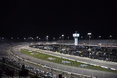 Richmond International Raceway 2013 NASCAR race.