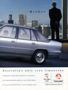 1998 VS Statesman Caprice Series III By Holden Page 2 Aussie Original Magazine Advertisement Rich Cars, Holden Australia, Advertising, Ads, General Motors, Old Trucks, Muscle Cars, Engineering, Magazine
